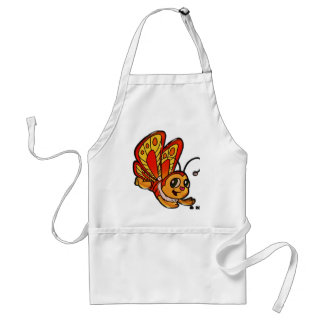 Butterfly Chloe Promotional Items Adult Apron