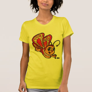 Butterfly Chloe Promotional Items T-Shirt