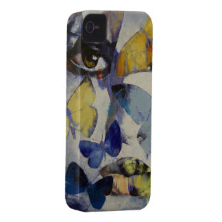 Butterfly Chrysalis iPhone 4 Case