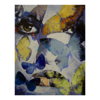 Butterfly Chrysalis Print