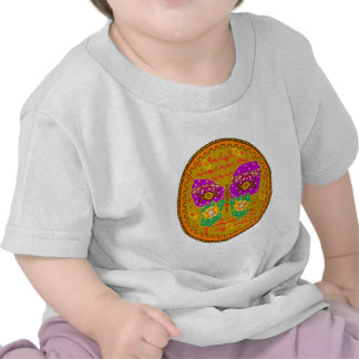 Butterfly Circle Tee Shirts