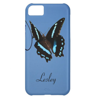 Butterfly class cover for iPhone 5C