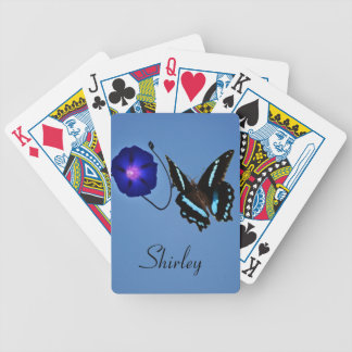 Butterfly class poker cards