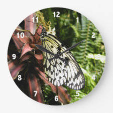Butterfly Clocks