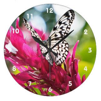 Butterfly Clocks