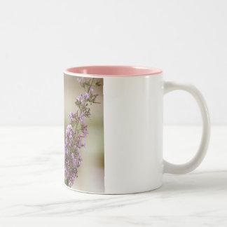 Butterfly Coffee Mug - Pink Interior