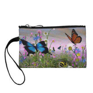 Butterfly Coin Wallet