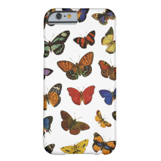 Butterfly colection barely there iPhone 6 case