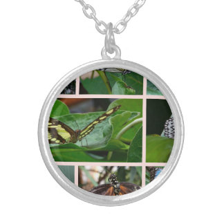 Butterfly Collage Custom Jewelry