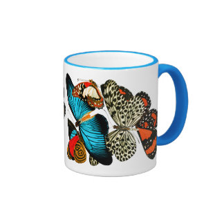 Butterfly Collage No1 Mug