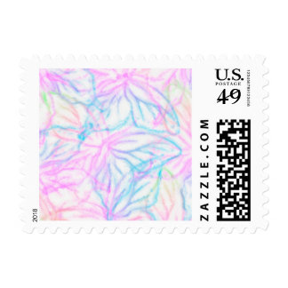 Butterfly Collage Postage Stamps