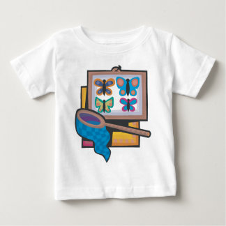 Butterfly Collecting Infant T-shirt