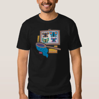 Butterfly Collecting T-shirt