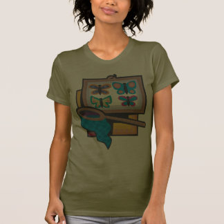 Butterfly Collecting Tee Shirt
