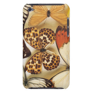 Butterfly collection barely there iPod cover