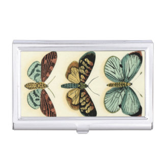 Butterfly Collection by Chariklia Zarris Business Card Case