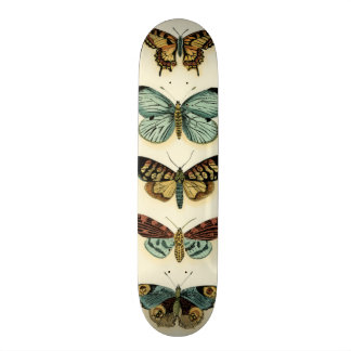 Butterfly Collection by Chariklia Zarris Skate Board Decks