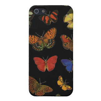 Butterfly collection covers for iPhone 5