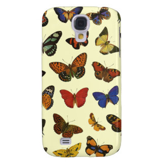 Butterfly collection galaxy s4 covers