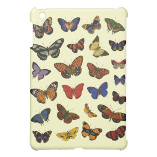 Butterfly collection iPad mini cases