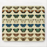 Butterfly Collection Mouse Pad