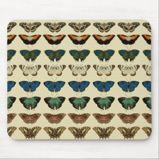 Butterfly Collection Mousepads