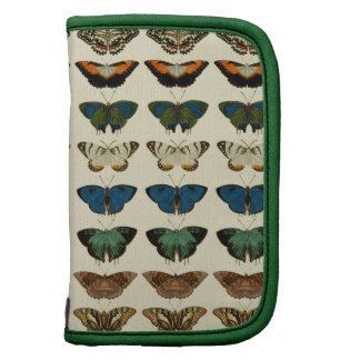 Butterfly Collection Folio Planners