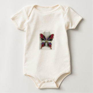 butterfly collection series id 10012 baby bodysuit