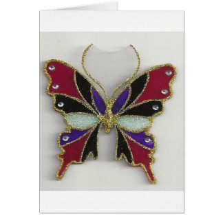 butterfly collection series id 10012 card