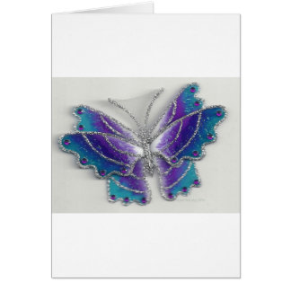 butterfly collection series id 10018 card