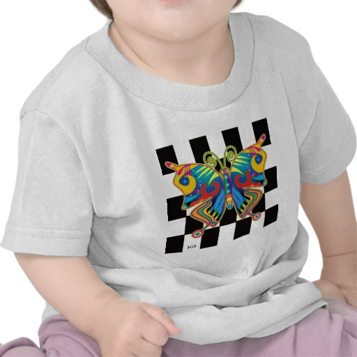 Butterfly Collection Shirts