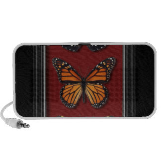 Butterfly collection speaker system