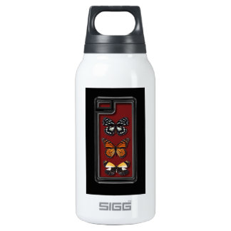 Butterfly collection thermos bottle