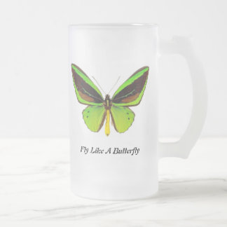 Butterfly Collector Mug Series