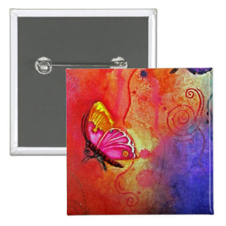 Butterfly Color Blast Button