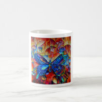 butterfly, nature, Mug with custom graphic design