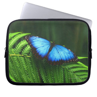 butterfly computer sleeve