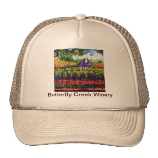Butterfly Creek Winery Trucker Hat
