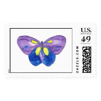 Butterfly Custom Postage