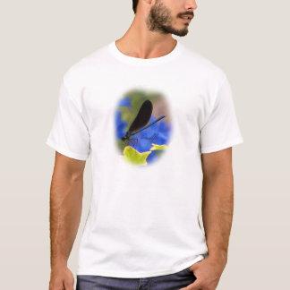 Butterfly_damselfly_9555_Paint T-Shirt