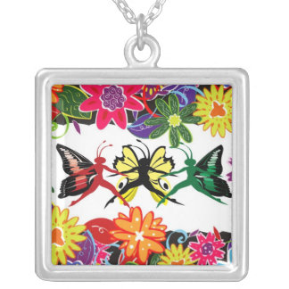 Butterfly Dance Necklace