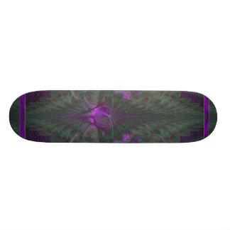Butterfly Dance of Love Abstract Art Skateboard Deck