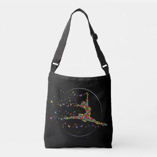 Butterfly Dancer Crossbody Bag