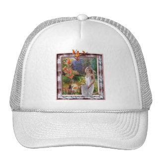 Butterfly Dawn Trucker Hat