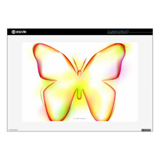 Butterfly Decal For Laptop