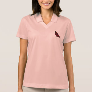 BUTTERFLY DEEP RED 45 ~ POLOS