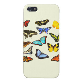 Butterfly Delight Covers For iPhone 5