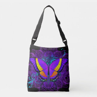 Butterfly Delight Crossbody Bag