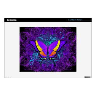 Butterfly Delight Laptop Skins