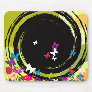 Butterfly Delight Mouse Pad